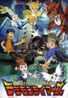 Digimon Tamers Dublado