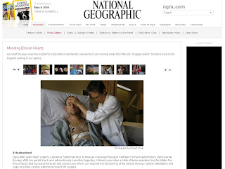 TCS en National Geographic