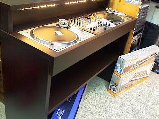 Mueble dj magnum construido en - Muebles para dj ...