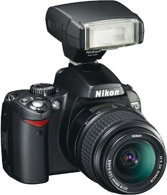Nikon D60 vs. Canon Xti, Sony A200, Pentax K200 and Olympus E510