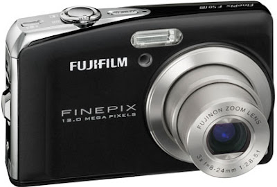 Fuji F50fd faces