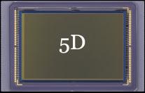 Canon 5D CMOS