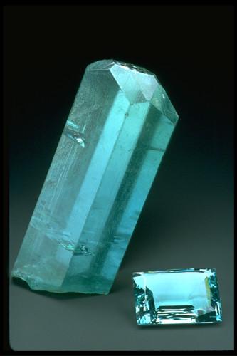 Minerales que curan aguamarina for Color aguamarina