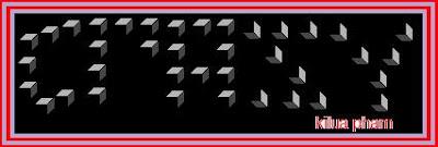 Crazy Letter Illusions - Optical Illusion