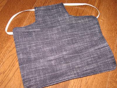Suestreehouse: Handkerchief Apron Pattern