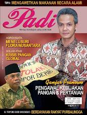 Majalah Padi Edisi 15 2008