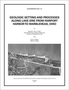 New Ohio DNR guidebok examines Lake Erie geology