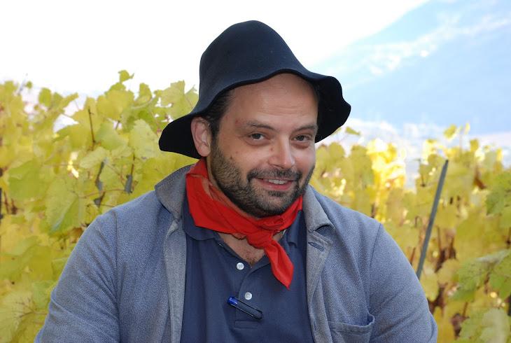 Farinet et Despot traçent à Saillon le 16 octobre 2010