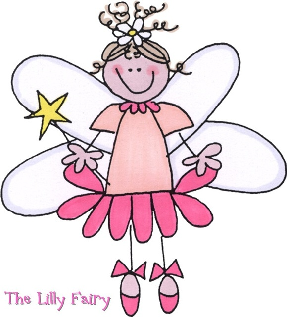 The Lilly                                                                         Fairy