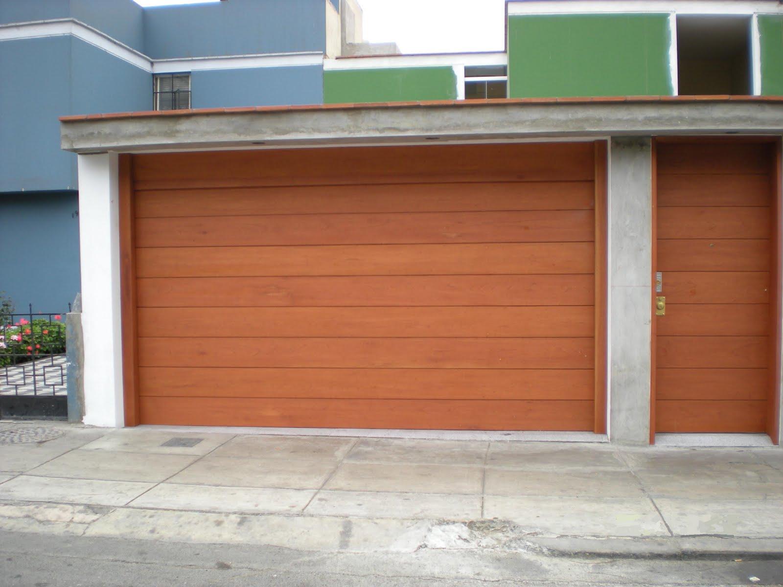 Peru door puertas automaticas de garaje a control remoto for Puertas automaticas garaje
