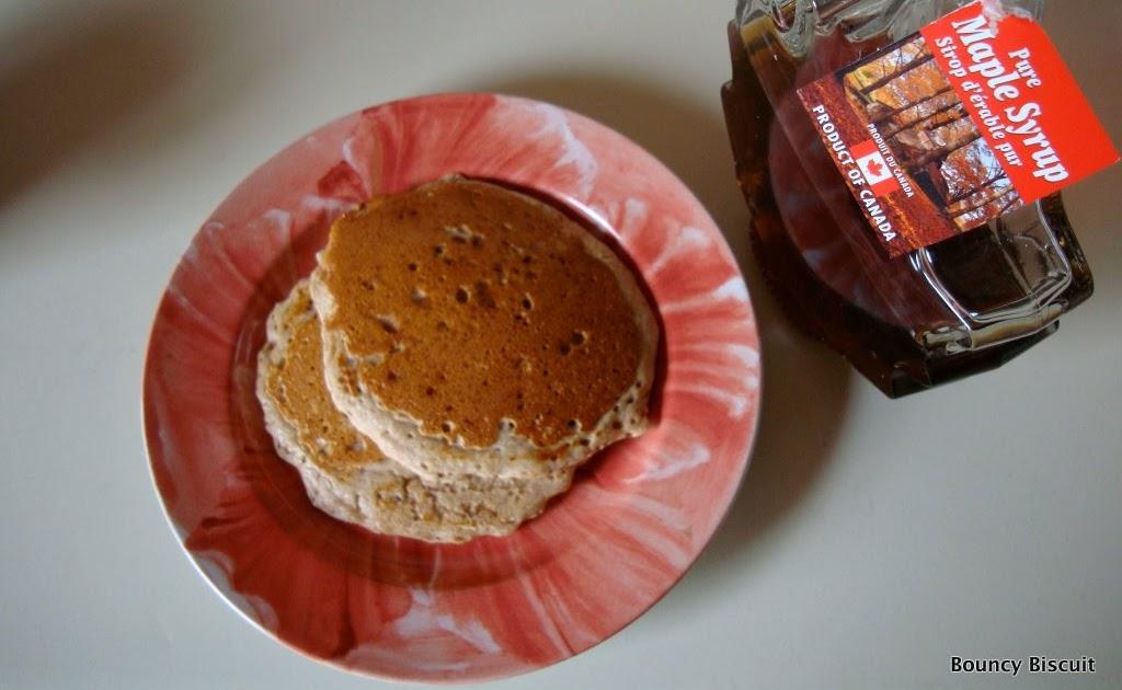 bread Baking Experiment: Spelt pancakes