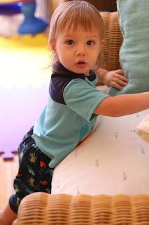 Tadeo - 1 año y 4 meses