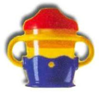 Chicco - Vaso con pico antigota