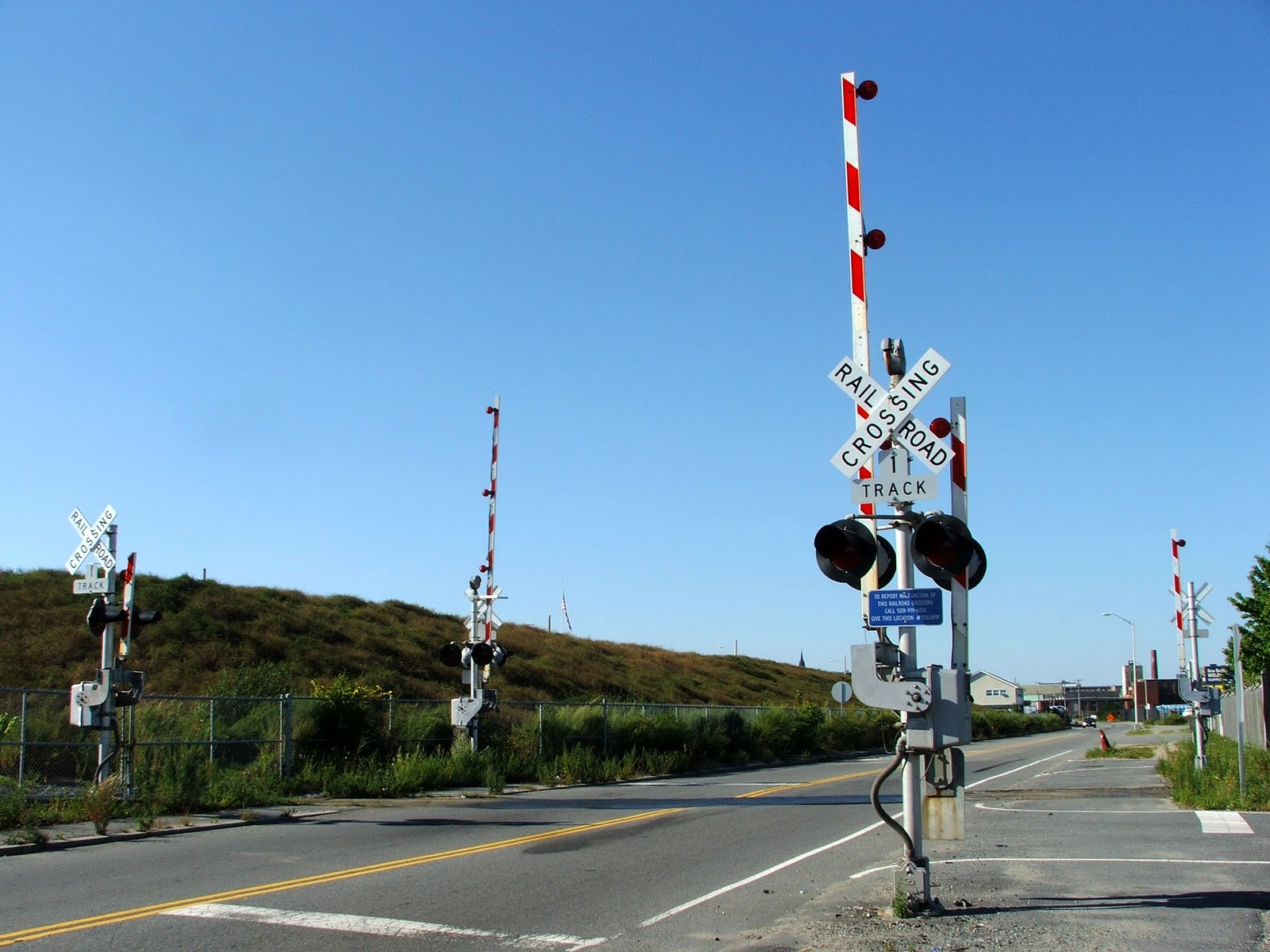 railroad crossings I have been interested in railroading all of my life i have tended to follow the santa fe mostly, though i have worked for the c&nw and up my wife and i have taken quite a few photographs and video over the years, and that is why we have developed this site.