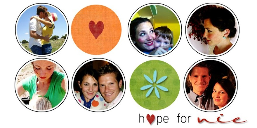 Hope For Nie (Stephanie and Christian Nielson)