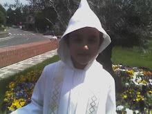 mi sobrino marco en su comunión