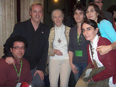 JANE GOODALL EN MADRID