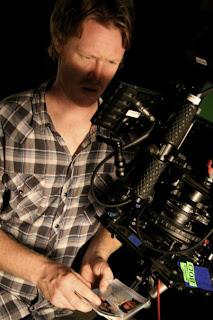 Ryan Barton-Grimley, director of 'The Truth'