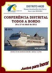 XX Conferência Distrital