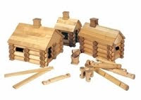 VARIS wooden construction set