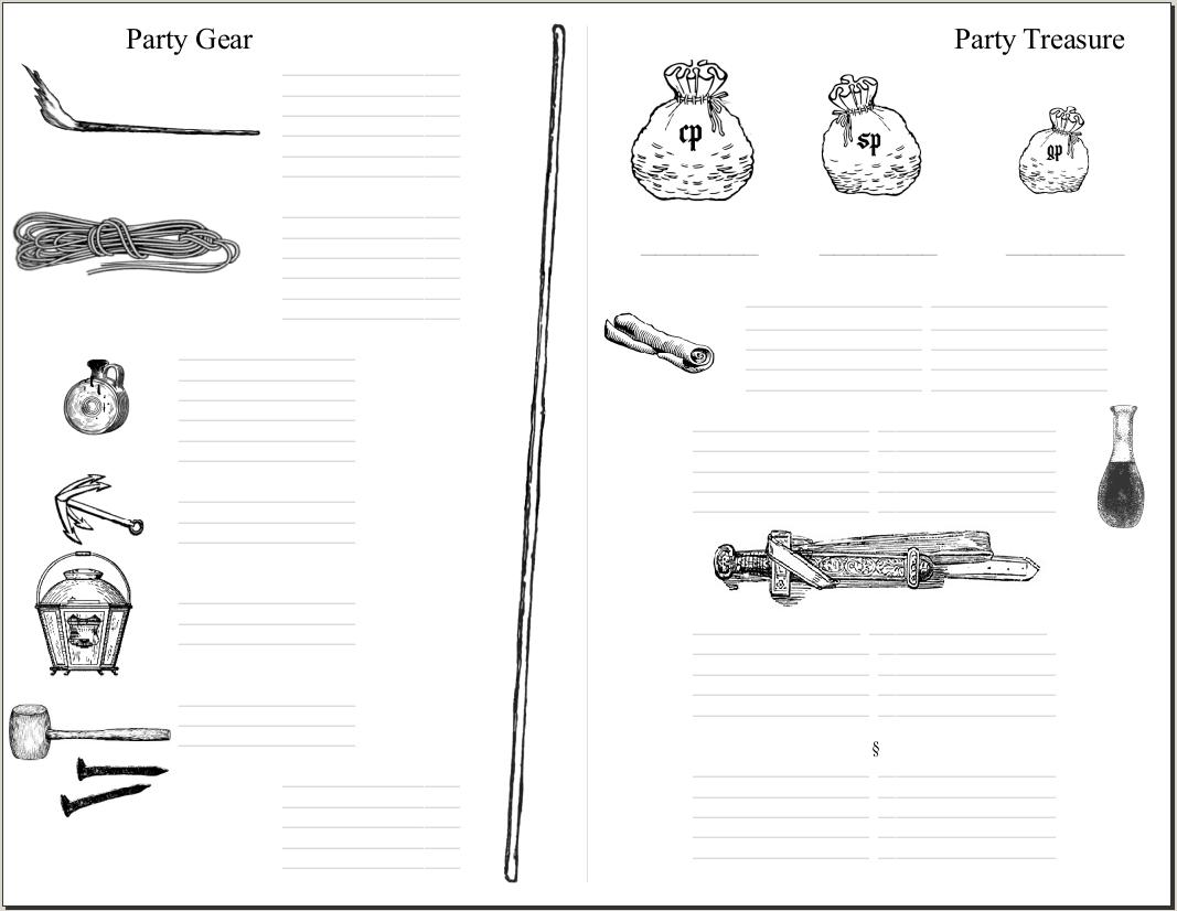 dragon and flagon rules pdf