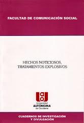 HECHOS NOTICIOSOS, TRATAMIENTOS EXPLOSIVOS (CASO COLLAR BOMBA)