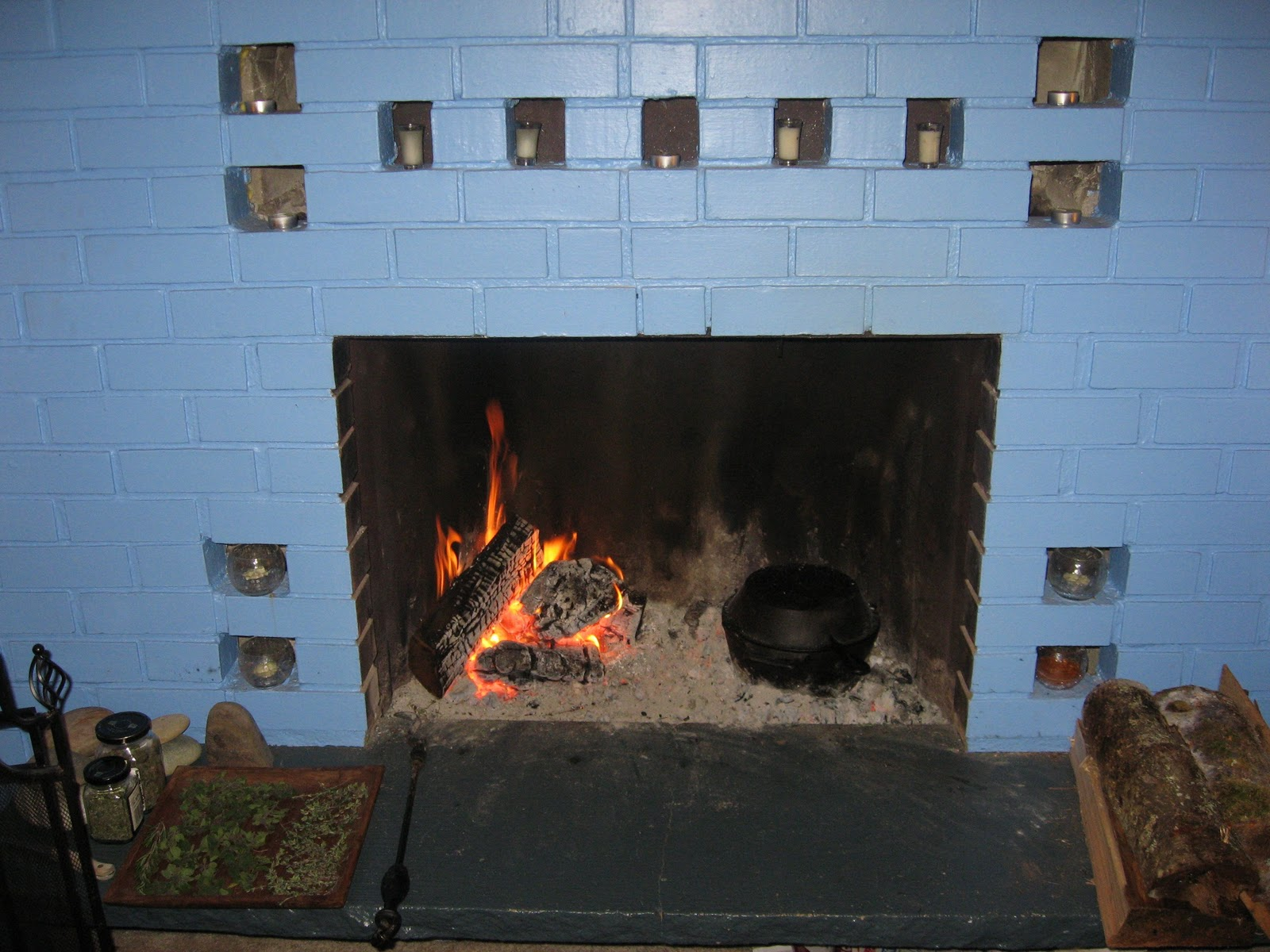 Kiva Fireplace Quotes