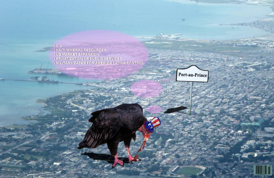 Terramoto no Haiti