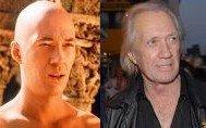 Morreu actor David Carradine