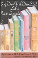 Día do libro 2007