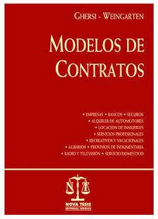 Catalogo editorial juridica nova tesis 2011 for Modelo de contrato de servicio domestico