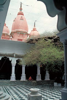 The ISKCON Krishna Balaram Temple