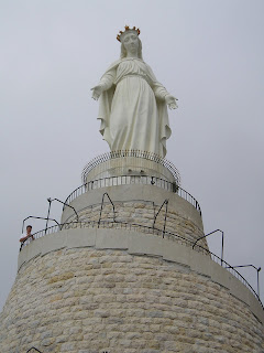 Harissa Virgin Of Lebanon