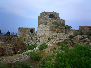 The Frankish Castle of Byblos