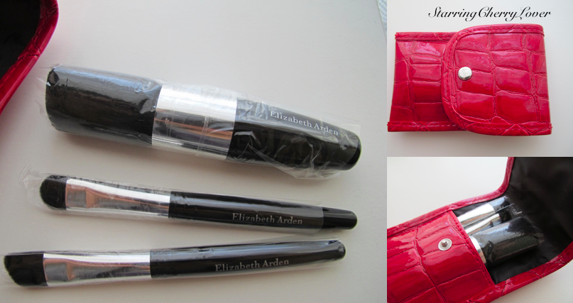 elizabeth arden makeup brushes. Elizabeth Arden Mini Make up