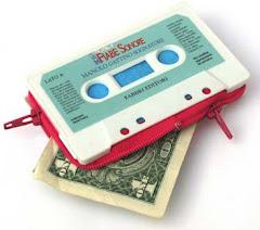 Cassettes transformados en monederos