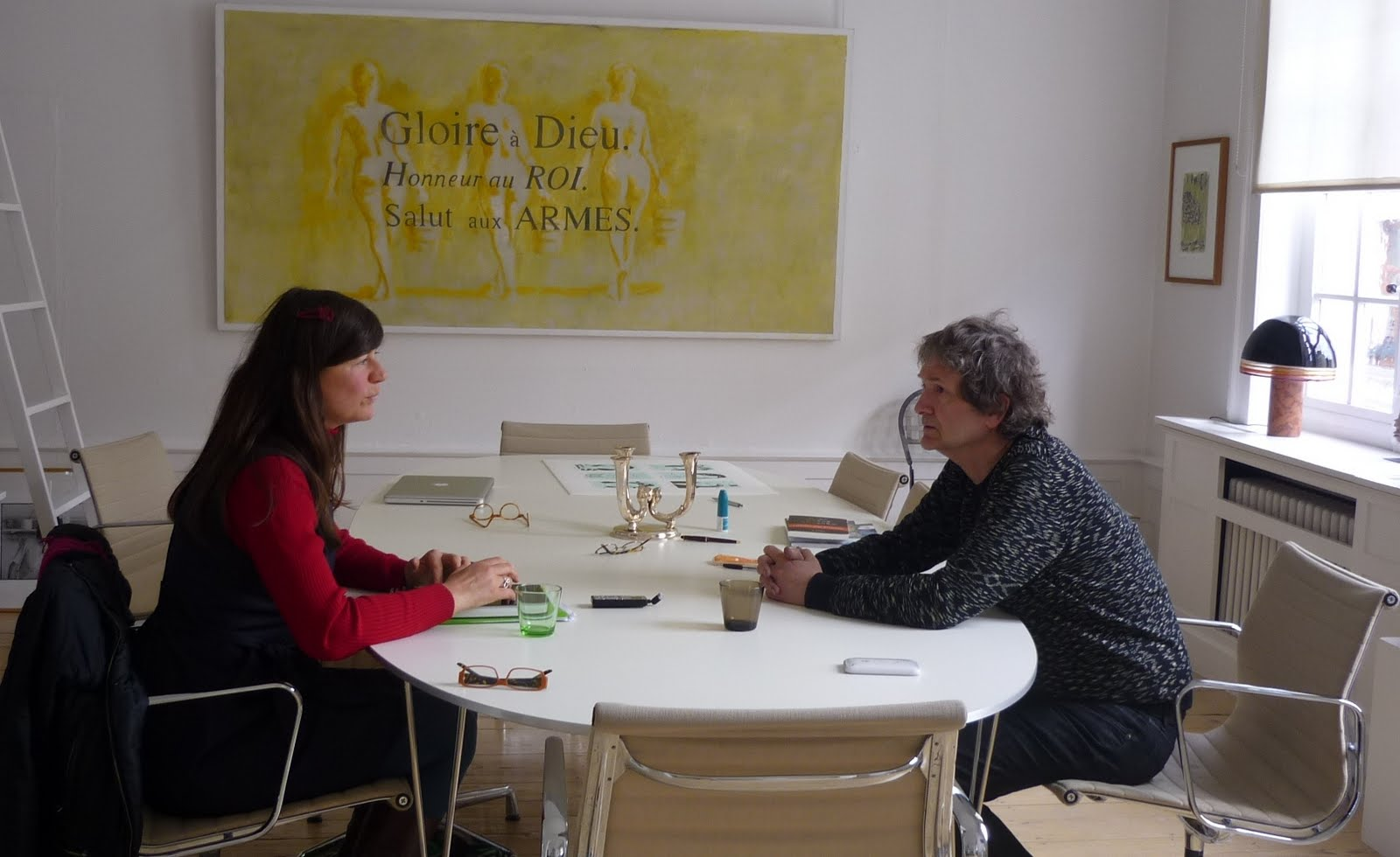 Citaten Hedendaagse Kunstenaars : Gesprekken met hedendaagse kunstenaars interview jan