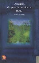 Anuario de poesía, 2007