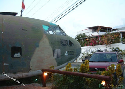 plane restaurant 3 Restaurant in Plane