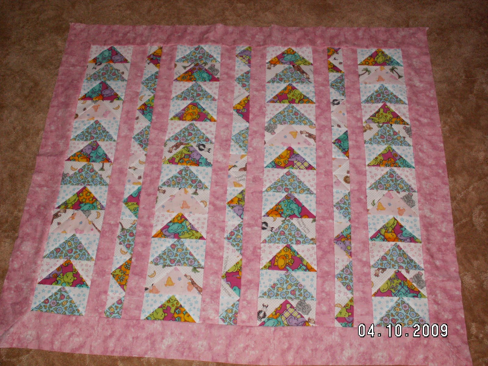 The Magic of Quilting: Flying Geese Blocks ( How to)!
