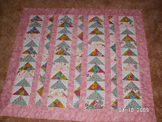 "TLC ""Flying Geese Quilt Pattern"""
