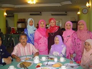 Bersama Pengagarah JPN Kelantan di Sabah