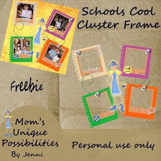 http://momsworldofuniquepossiblities.blogspot.com/2009/08/schools-cool-cluster-frame.html