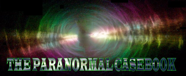 THE PARANORMAL CASEBOOK