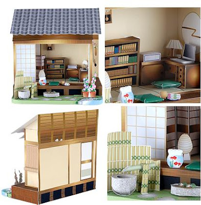 Papercraft Paradise PaperCrafts Paper Models Card Models