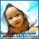 SWEET CUTE BABY SMILE CONTEST