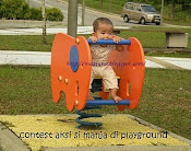 Contest Aksi Si Manja di Playground
