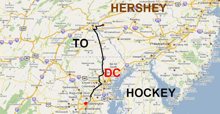 Hershey to DC Hockey