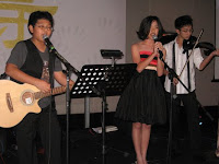 Performance by the Live band form by Mr Lai's grand children