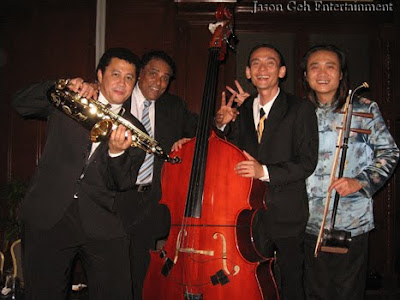 Jason Geh Wedding Live Band